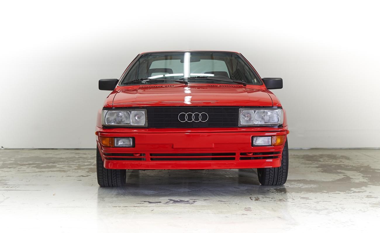 1983 Audi Quattro Turbo Coupe Hilltop Motorcars