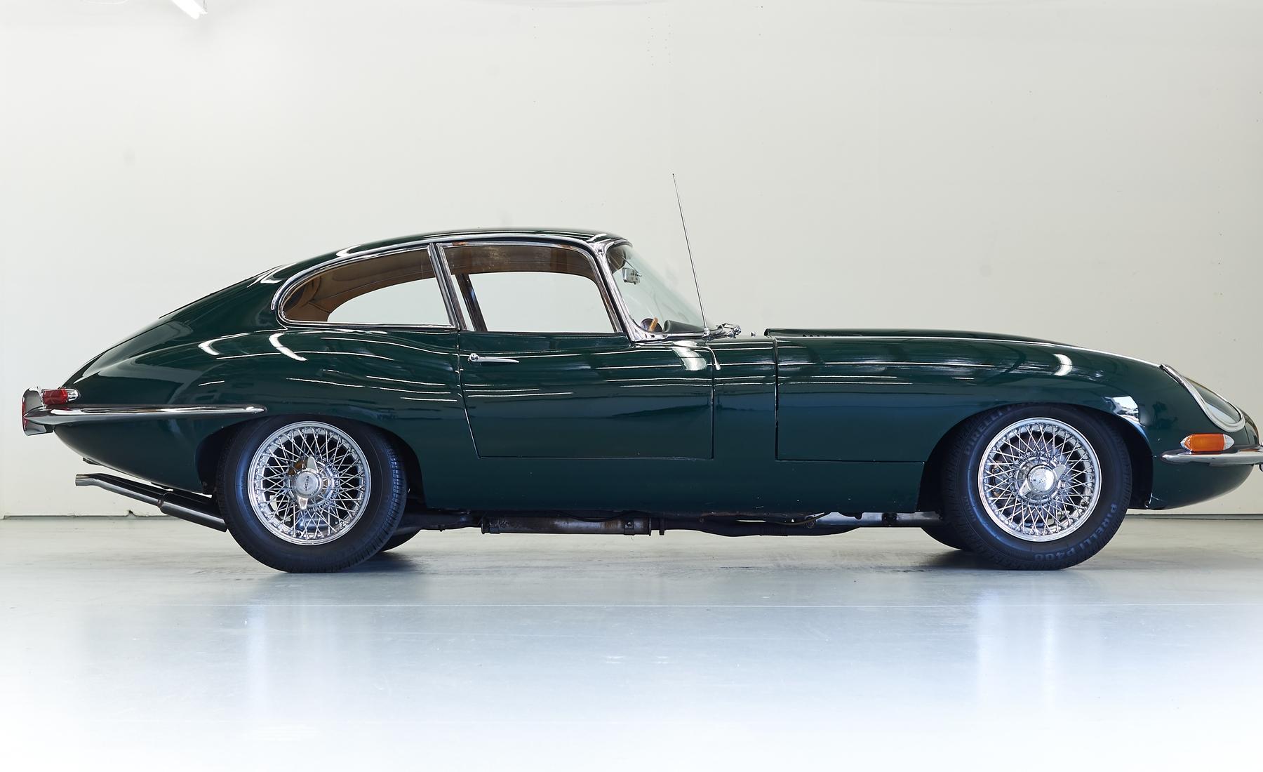 1964 xke jaguar coupe